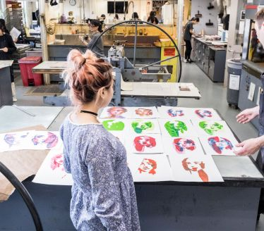 Studio Resources - Print Shops