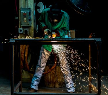 Studio Resources - Welding Shop